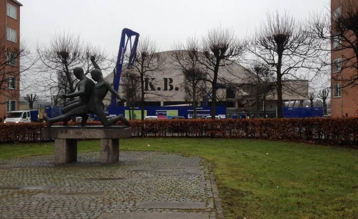KB-Hallen Demolition Marks End ofStory