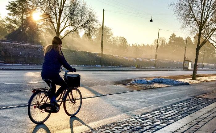 Copenhagen a bike-friendelycity